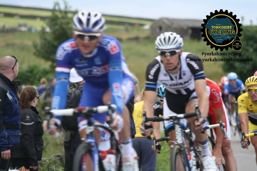 TdF 2014 yorkshire cycling Giant Shimano