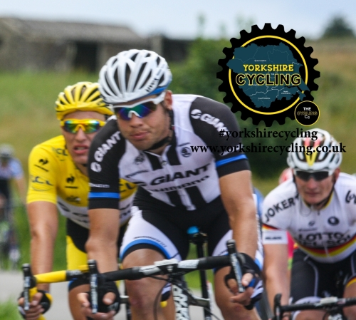 TdF 2014 yorkshire cycling Giant Shimano kittel
