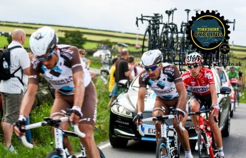 TdF 2014 yorkshire cycling ag2r la mondiale