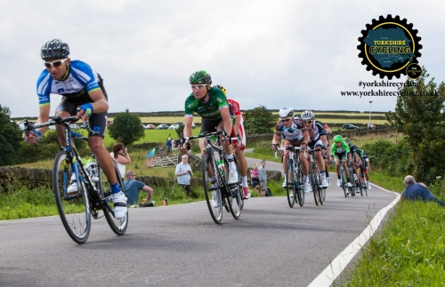 TdF 2014 yorkshire cycling hill