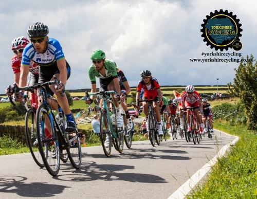TdF 2014 yorkshire cycling peloton bunch