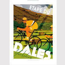 etape du dales Yorkshire Cycling
