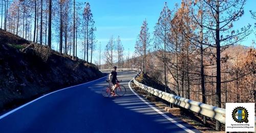 Gran Canaria Cycling Climb
