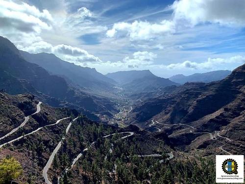 Gran Canaria Cycling Climb Valley of Tears