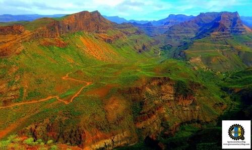 Gran Canaria Cycling Range mountain