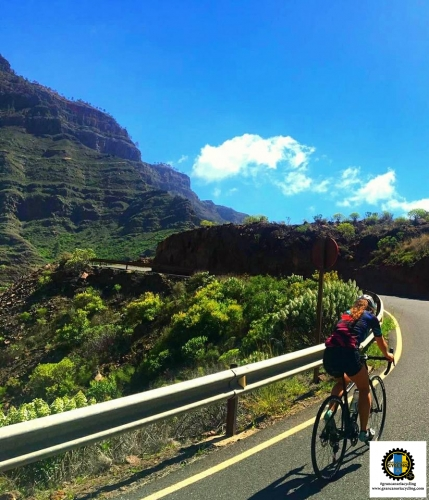 Gran Canaria Cycling climbs