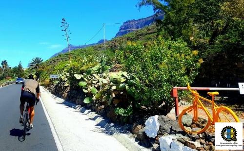 Gran Canaria Cycling cycle