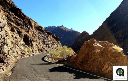 Gran canaria Cycling mountain
