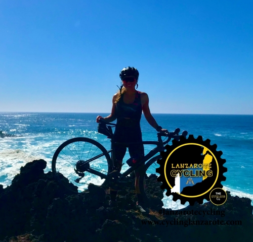 cycling lanzarote coast
