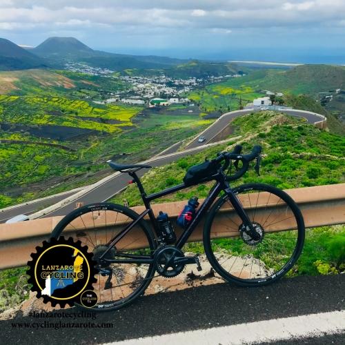 cycling lanzarote haria mirador