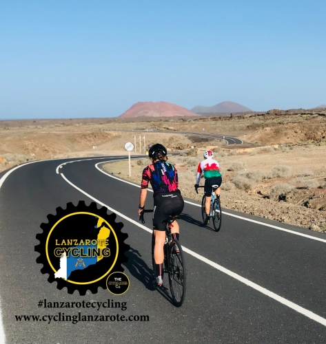 cycling lanzarote roads