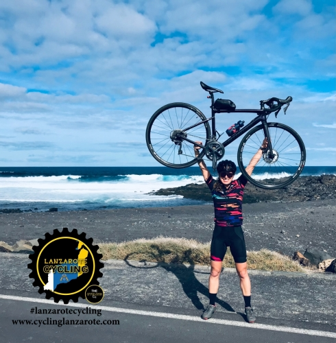 lanzarote cycling bike