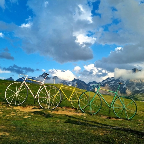cycling france Pyrenees bikes