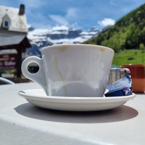 cycling france cycling pyrenees cafe