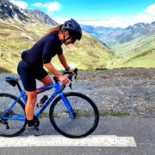 cycling france cycling pyrenees climbing