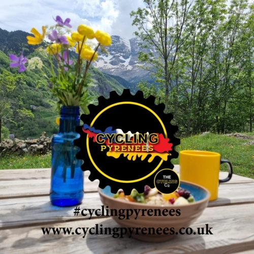 cycling france pyrenees cafe breakfast (1)